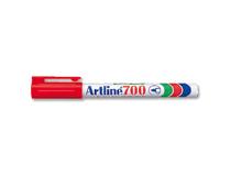 Märkpenna Artline 700 röd