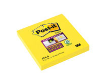 Post-it SS 76x76 neongul 12st/fp