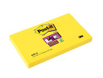 Post-it SS 76x127 neongul 12st/fp
