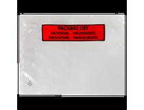 Packsedelskuvert C6 med tryck 1000st/kartong