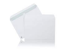 Kuvert C4 vita självhäftande 500st/kartong