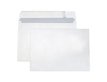 Kuvert C4 vita SS täckremsa 500st/kartong