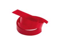 Presentband 10mmx250m röd