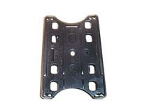 Korthållare CardKeep vridbart plastclip 10st/fp