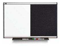 Kombinationstavla Nobo Prestige 90x60cm