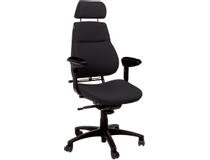 Sverigestolen 814 komplett svart