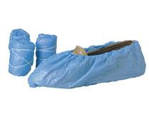 Skoskydd L-XL blå 100st/fp