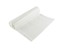 Sopsäck 125l 0,05mm vit 25st/rulle