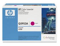 Toner HP Q5953A 10k magenta