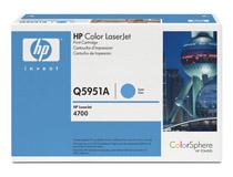 Toner HP Q5951A 10k cyan
