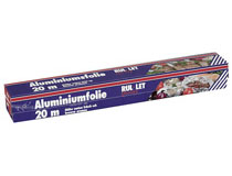 Aluminiumfolie 30cmx20m