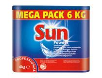 Diskmedel Sun Professional Powder 6kg