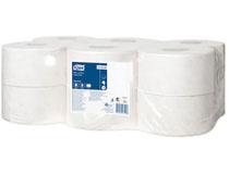 Toalettpapper Tork Advanced T2 2-lags 12 rullar/fp