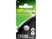 Batteri Lithium CR1220