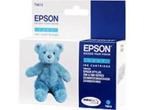 Bläckpatron Epson D68 230 sidor cyan