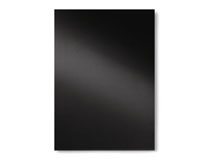 Omslag plast A4 svart 100st/fp