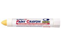 Märkpenna Artline 40 Paint Crayon gul