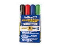 WB-penna Artline 517 rund 4st/set