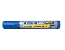 WB-penna Artline 517 rund blå 12st/fp