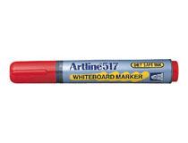 WB-penna Artline 517 rund röd 12st/fp