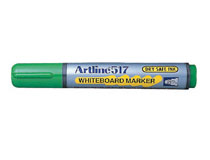 WB-penna Artline 517 rund grön 12st/fp