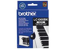 Bläckpatron Brother LC1000BK 500 sidor svart