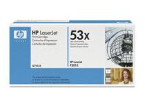 Toner HP LJ Q7553X P2015 7k svart