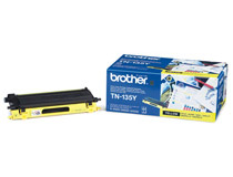 Toner Brother TN135Y 4k gul