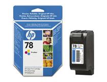 Bläckpatron HP No78D 3-färg