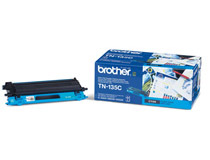 Toner Brother TN135C 4k cyan