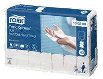 Handduk Tork Xpress Premium Multifold H2 255mm 3150st/fp