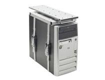 CPU-hållare Bundy 3 silver