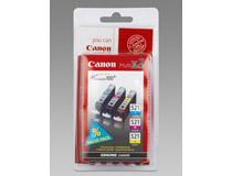 Bläckpatron Canon CLI-521 3-färg C/M/Y
