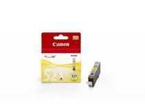 Bläckpatron Canon CLI-521Y 9ml gul