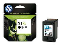 Bläckpatron HP No21 XL 475 sidor svart