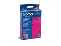 Bläckpatron Brother LC1100M HC 750 sidor magenta