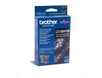 Bläckpatron Brother LC1100HYBK 950 sidor svart