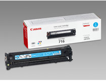 Toner Canon 716C 1,5k cyan