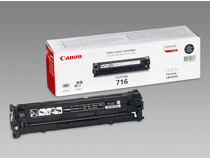 Toner Canon 716BK 2,3k svart