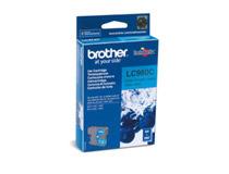 Bläckpatron Brother LC980C 260 sidor cyan