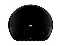 Dispenser Tork Mini Jumbo T2 svart