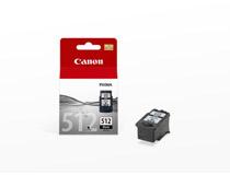 Bläckpatron Canon PG-512 svart 400 sidor 15ml svart