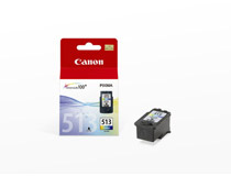Bläckpatron Canon CL-513 13ml färg