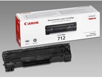 Toner Canon CRG712 1,5k svart