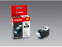 Bläckpatron Canon BCI-3eBK 420 sidor svart