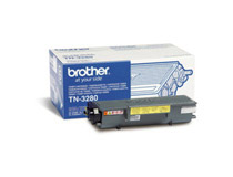 Toner Brother TN3280 8k svart