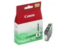 Bläckpatron Canon CLI-8 490 sidor grön