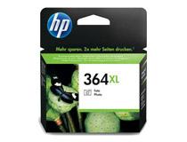 Bläckpatron HP No364XL 290 sidor foto svart