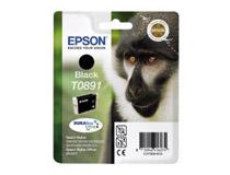 Bläckpatron Epson T0891 300 sidor svart