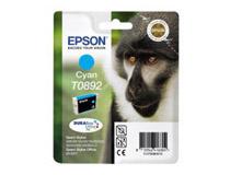 Bläckpatron Epson T0892 300 sidor cyan